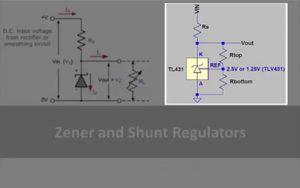 مدار تنظیم کننده شنت TL431