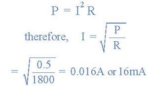 درمعادله توان استاندارد